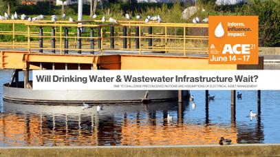 Will Drinking Water & Waste Water Infrastructure Wait