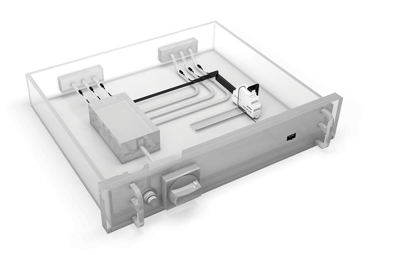 MCC 'In-drawer' Electrical Monitoring