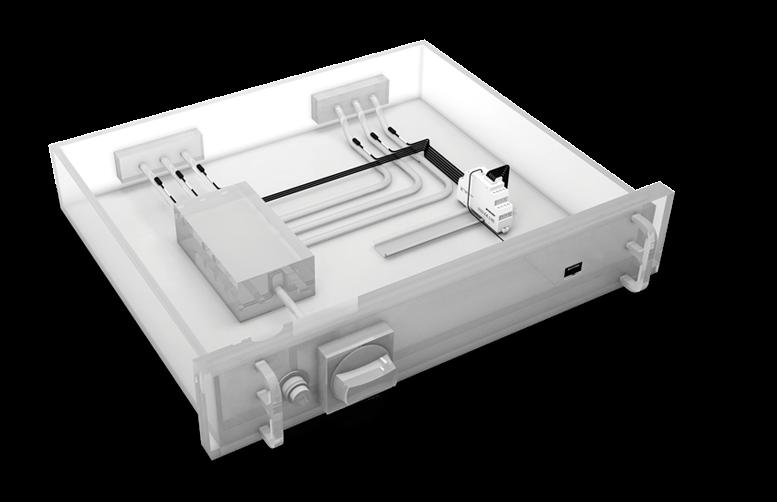 MCC 'In-drawer' Thermal Monitoring
